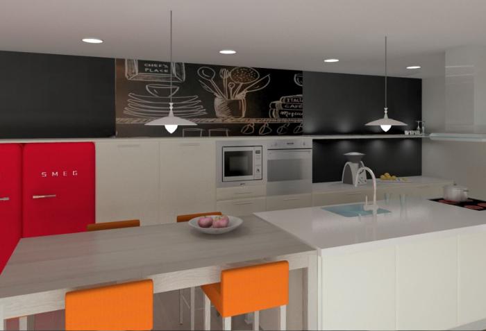 Cozinhas 3D 1