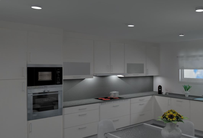 Cozinhas 3D 15