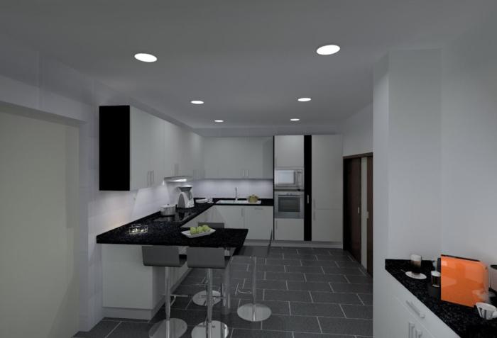 Cozinhas 3D 19