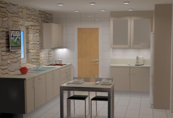 Cozinhas 3D 29