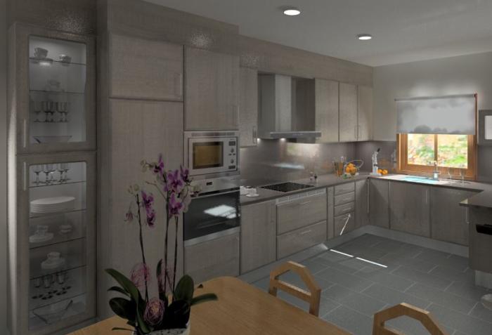Cozinhas 3D 3