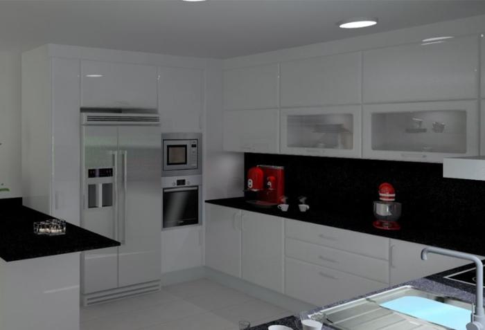 Cozinhas 3D 41