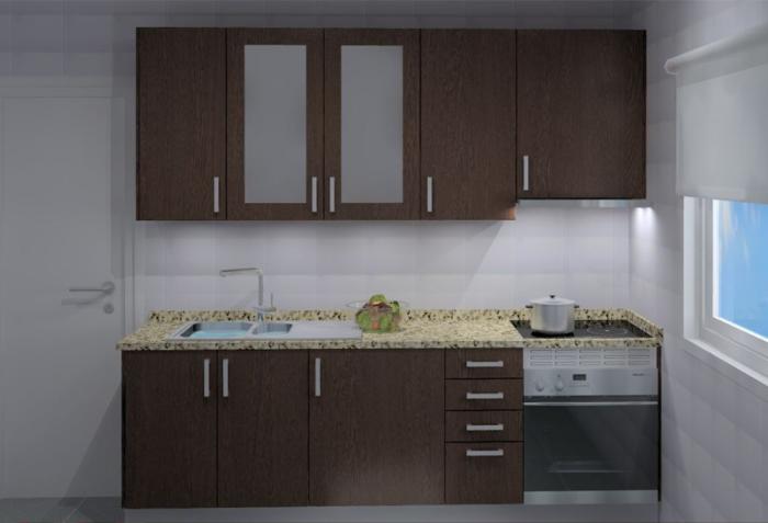Cozinhas 3D 44