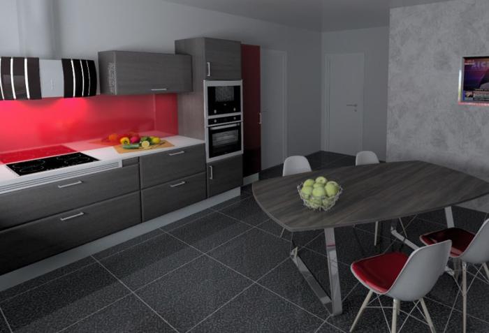Cozinhas 3D 5