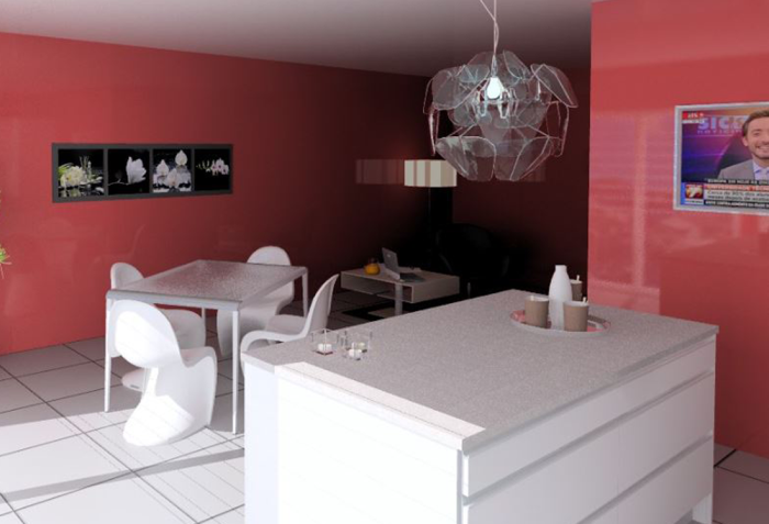 Cozinhas 3D 51