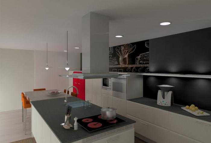 Cozinhas 3D 6